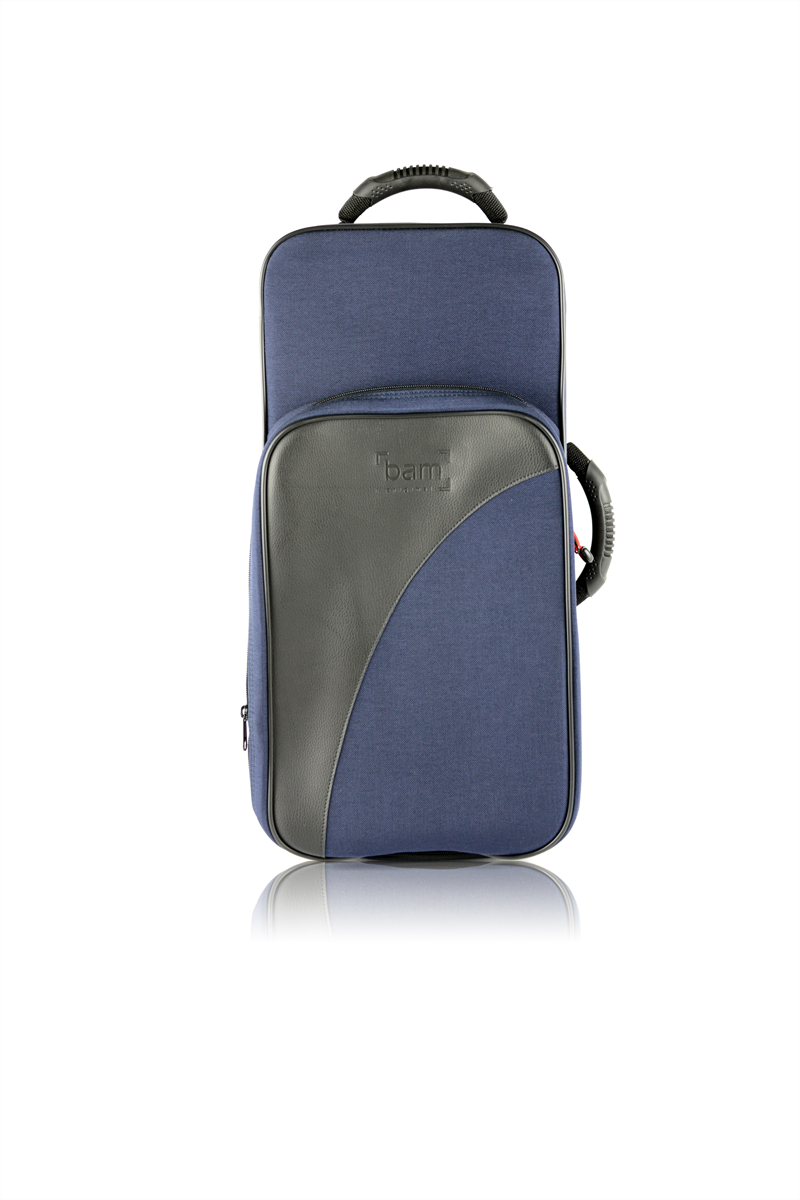 BAM Gig Bag Trompet (Double) Trekking Navy Blue 3024SM