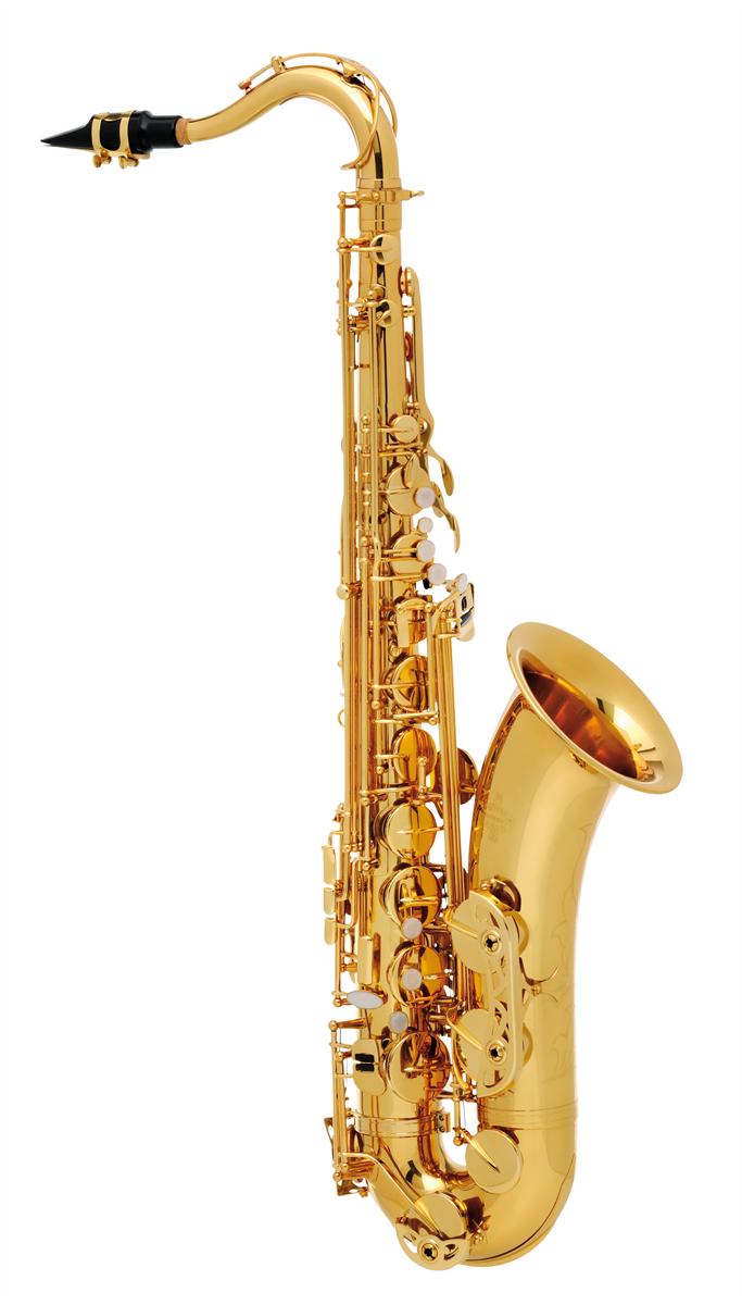 Buffet Crampon Tenor Saxofoon 100 Serie Student - Uitvoering: Goudlak