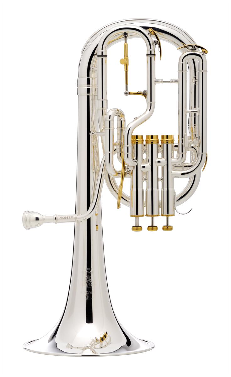 Besson Tenor Horn PRESTIGE - Uitvoering: Verzilverd