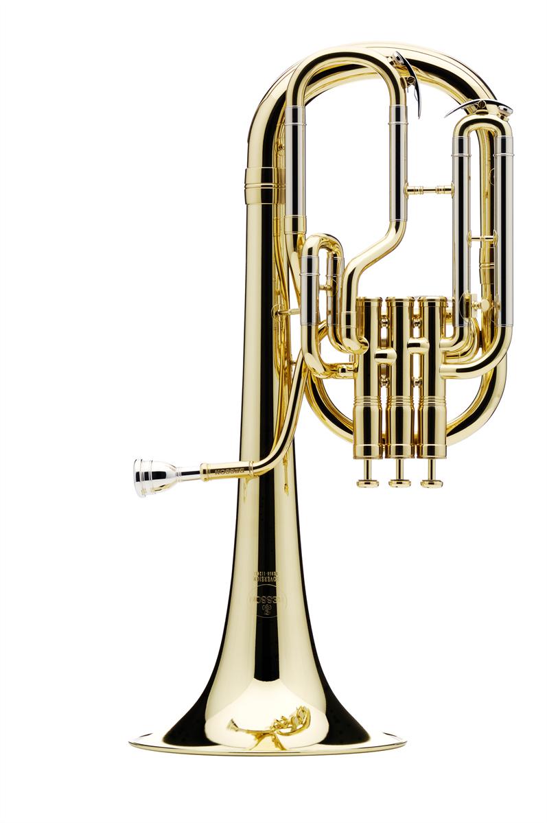 Besson Tenor Horn SOVEREIGN - Uitvoering: Goudlak