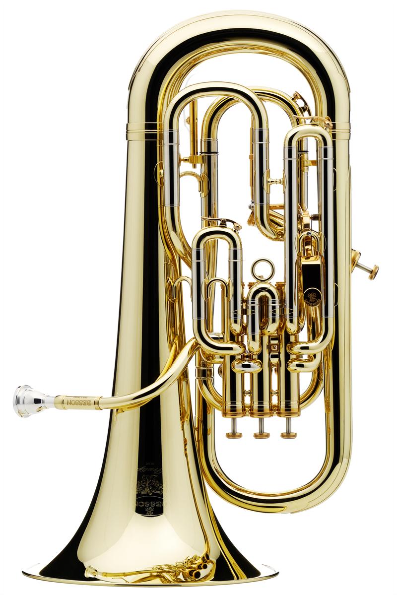 Besson Euphonium PRESTIGE - Uitvoering: Goudlak