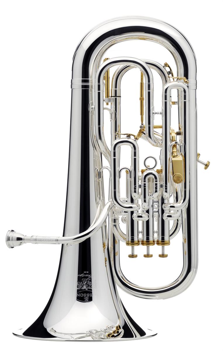 Besson Euphonium PRESTIGE - Uitvoering: Verzilverd