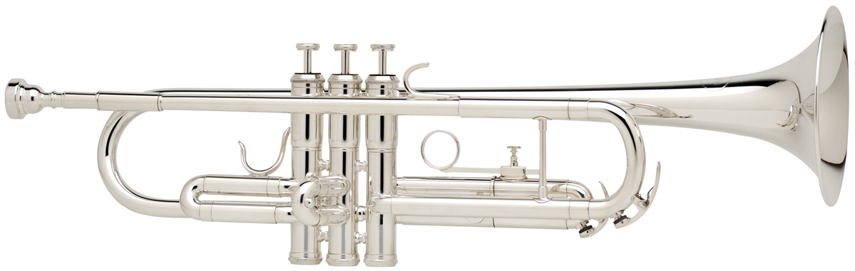 Besson Bb Trompet New Standard Student - Uitvoering: Verzilverd