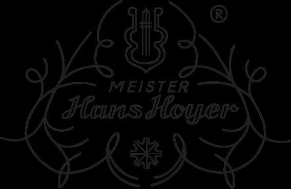 Hans Hoyer Bb Enkel Hoorn 706G-L - Uitvoering: Goudlak