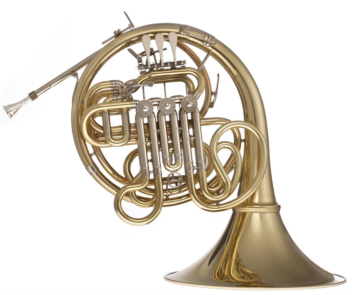 Hans Hoyer F/Bb Dubbel Hoorn K10GA-L - Orchestra/Custom