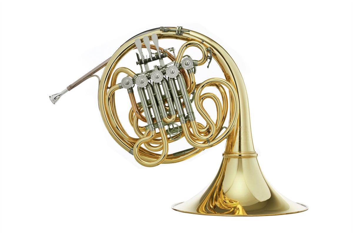 Hans Hoyer F/Bb Hoorn C12G-L - Orchestra/Custom