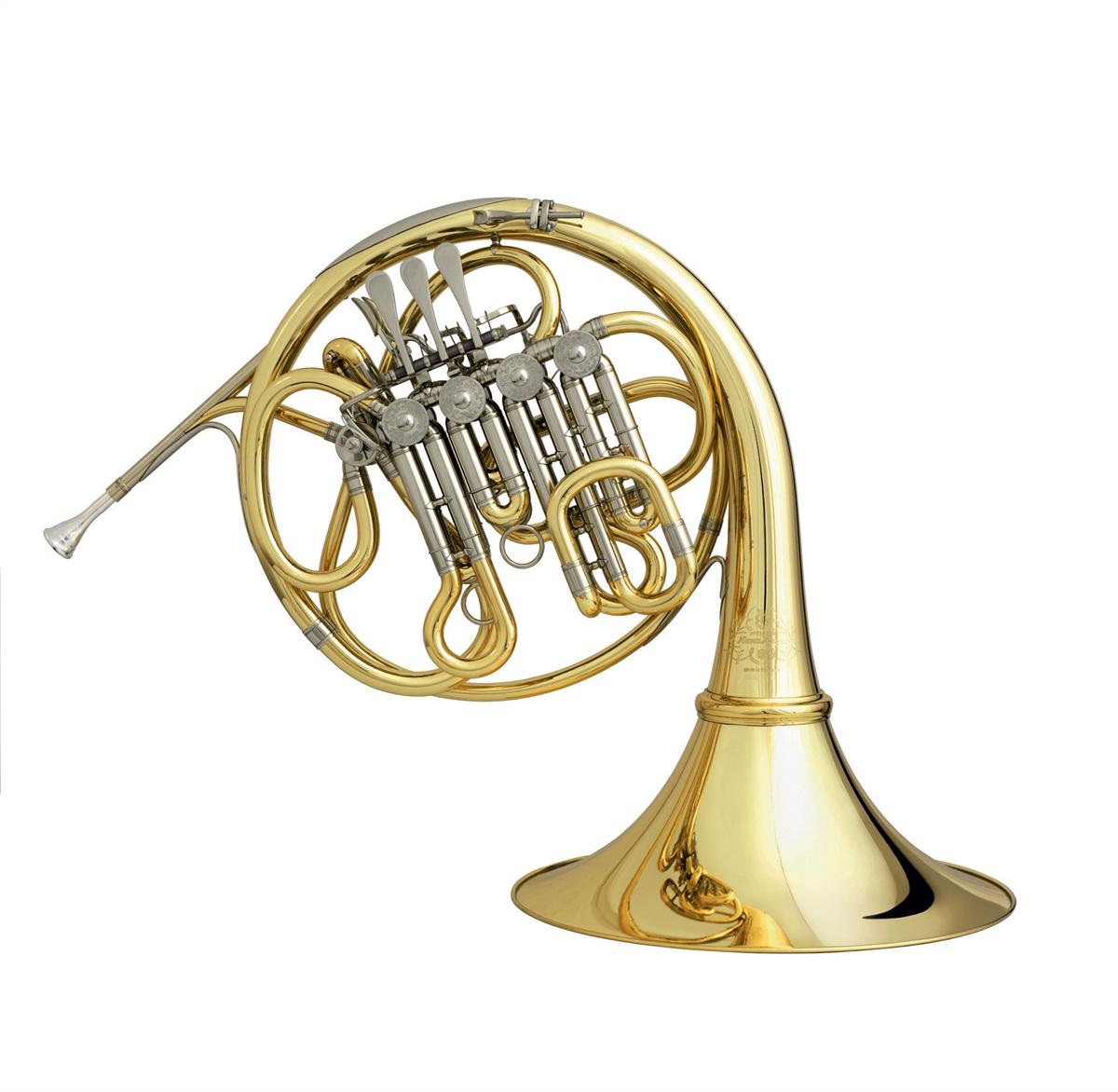 Hans Hoyer Bb/High F Discant Hoorn RT91GA-L - Orchestra/Custom
