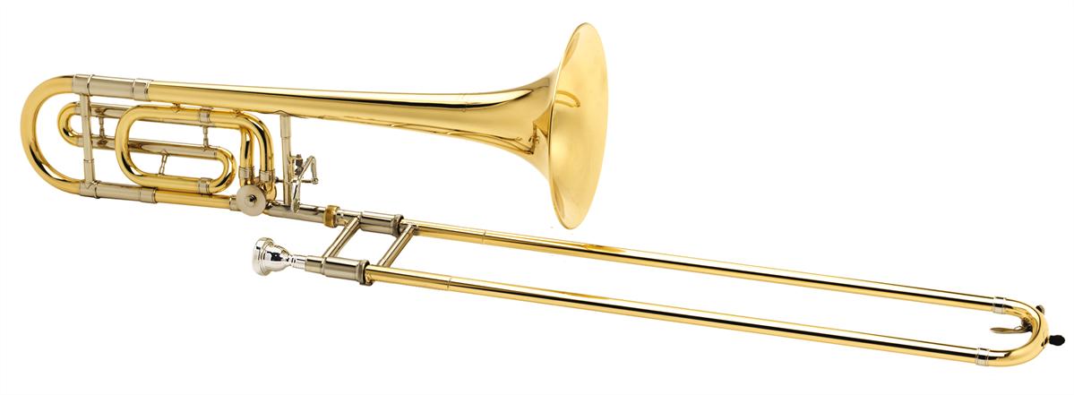 Courtois Tenor Trombone LEGEND 420BR - Uitvoering: Goudlak