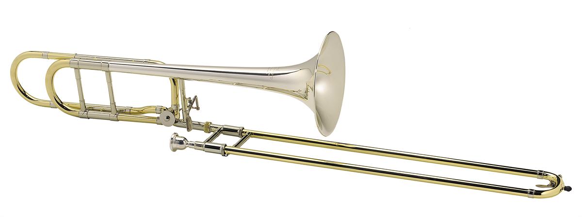 Courtois Tenor Trombone LEGEND 420MBOST - Uitvoering: Goudlak