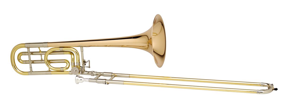 Courtois Tenor Trombone LEGEND 440 - Uitvoering: Goudlak
