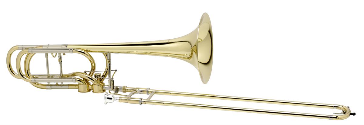 Courtois Bas Trombone LEGEND - Uitvoering: Goudlak