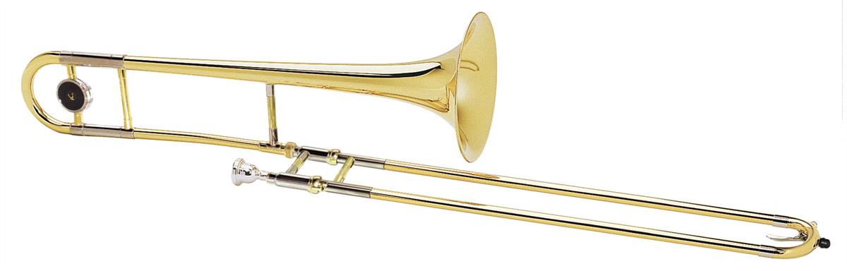 Courtois Tenor Trombone ETUDE - Uitvoering: Goudlak