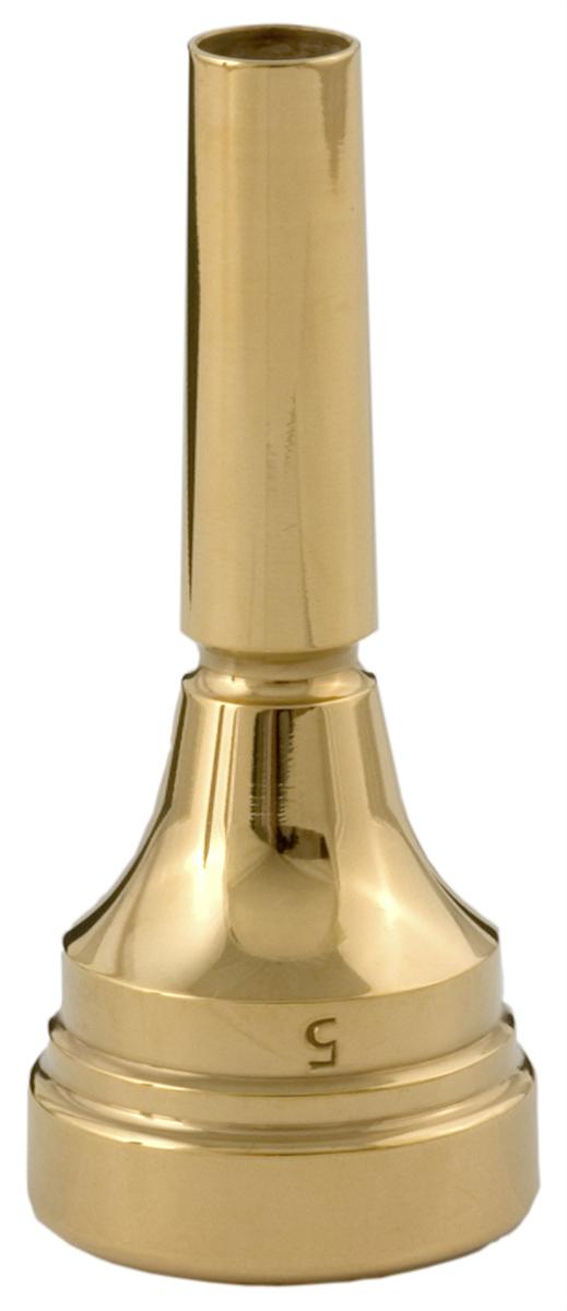 Denis Wick Mondstuk Tenor Horn  CLASSIC 5, Gold