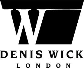 Denis Wick Mondstuk Cornet  HEAVY TOP 1B, Gold