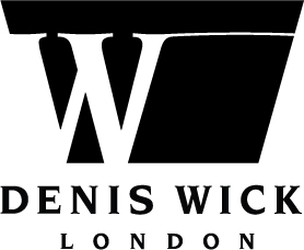 Denis Wick Mondstuk Cornet  HEAVY TOP 4B, Gold