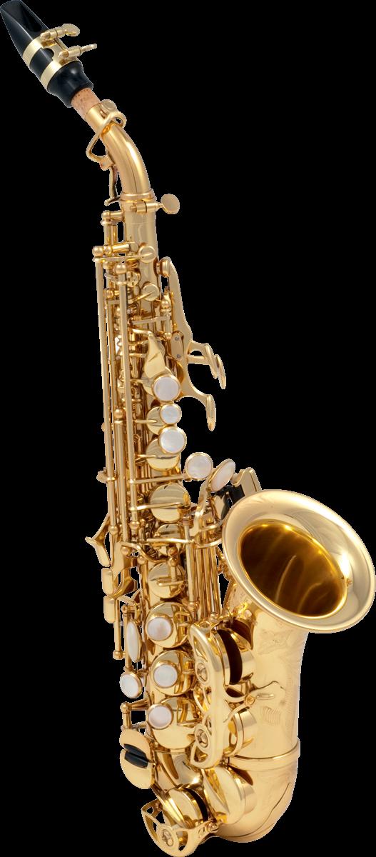Yanagisawa Sopraan Saxofoon SC991 Elimona - Uitvoering: Goudlak