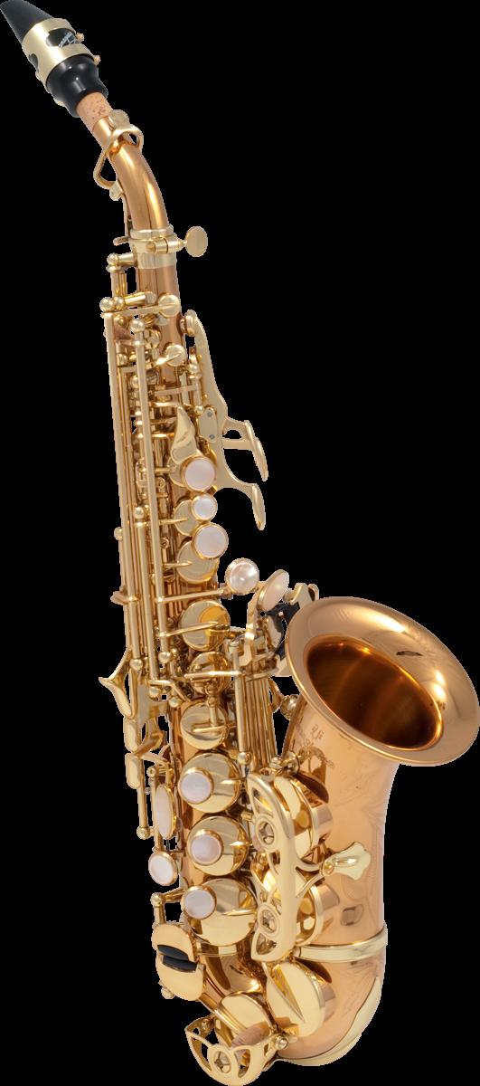Yanagisawa Sopraan Saxofoon SC992 Elimona - Uitvoering: Brons Gelakt