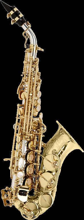 Yanagisawa Sopraan Saxofoon SC9930 Elimona - Uitvoering: Silver Sonic
