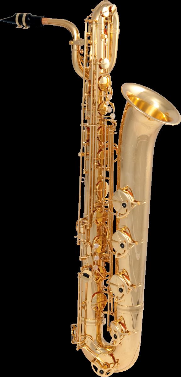 Yanagisawa Bariton Saxofoon B-WO1 Pro - Uitvoering: Goudlak