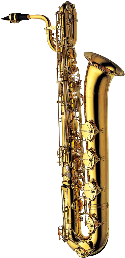 Yanagisawa Bariton Saxofoon B991 Elimona - Uitvoering: Goudlak