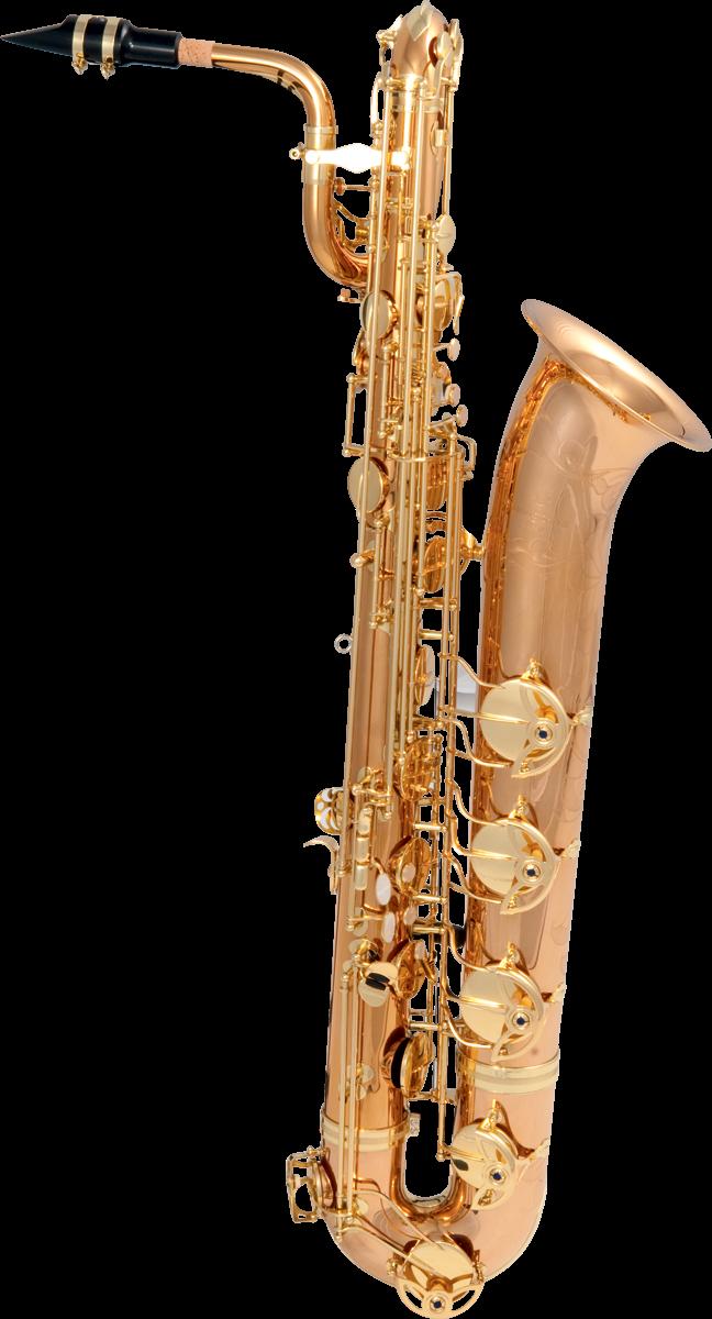 Yanagisawa Bariton Saxofoon B-WO20 Elite - Uitvoering: Bronze Gelakt