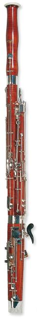 Moosman Fagot Model 200 Solist