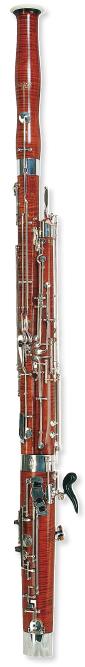 Moosman Fagot Model 222 Pro-model