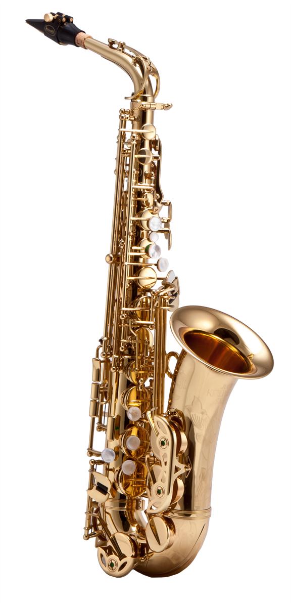 Keilwerth Alt Saxofoon SX90R - Uitvoering: Goudlak