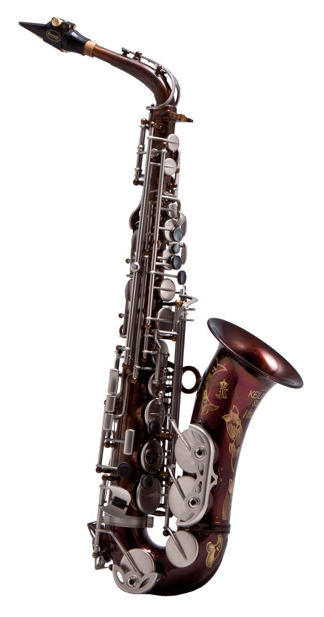Keilwerth Alt Saxofoon SX90R - Uitvoering: Vintage