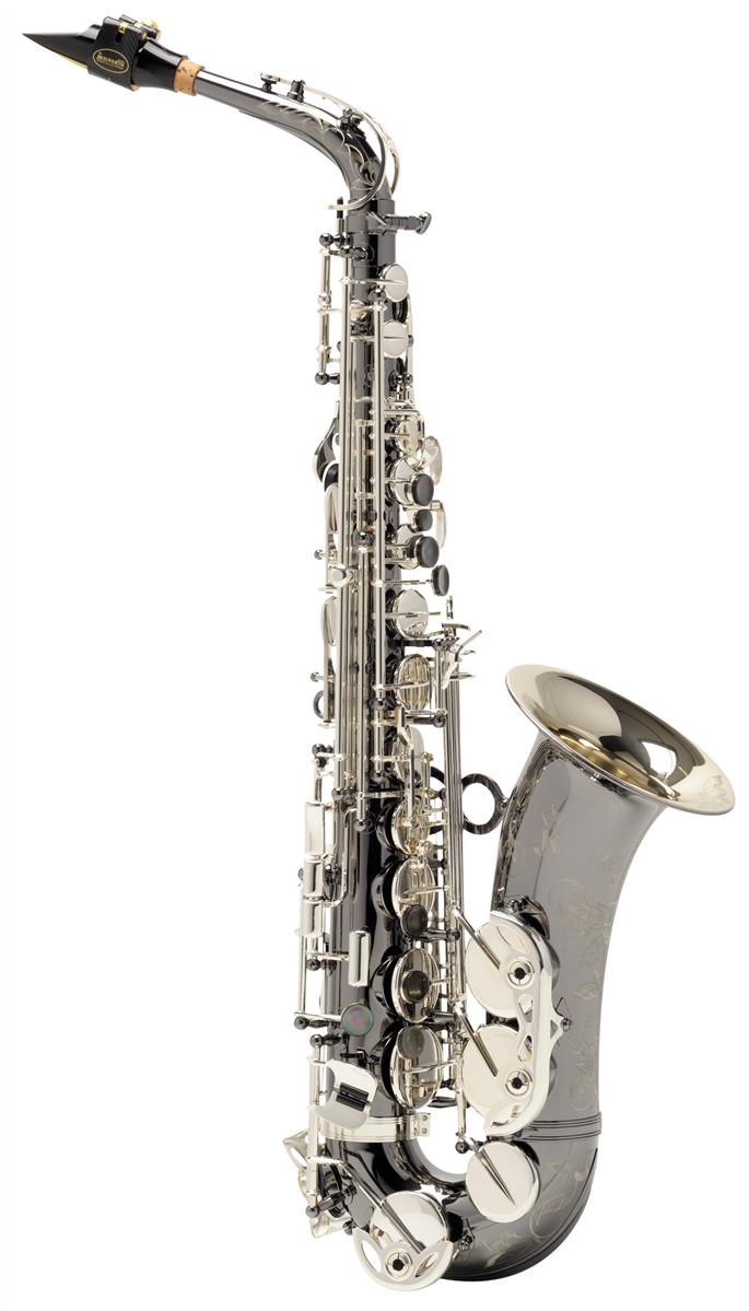 Keilwerth Alt Saxofoon SX90R - Uitvoering: Shadow