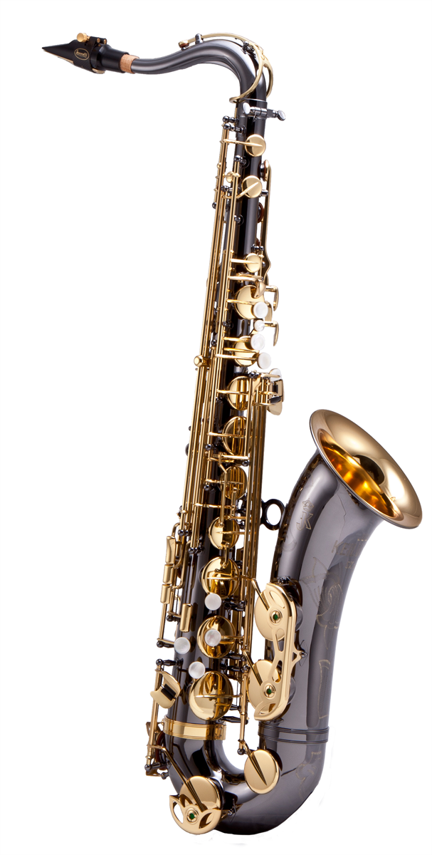Keilwerth Tenor Saxofoon SX90R - Uitvoering: Zwart Nickel