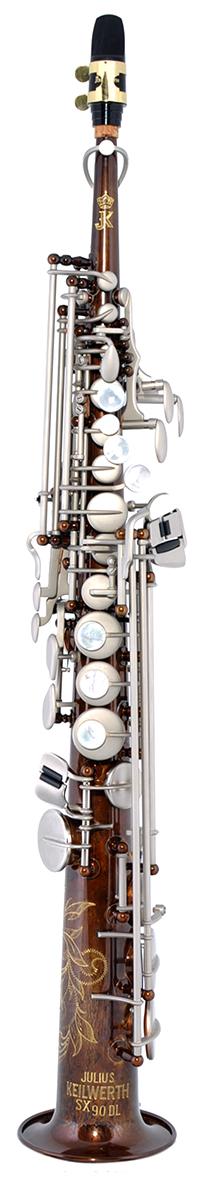 Keilwerth Sopraan Saxofoon SX90 - Uitvoering: Dave Liebman