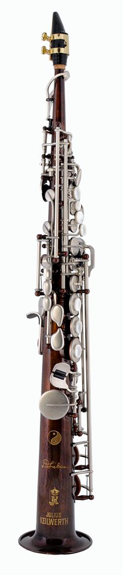Keilwerth Sopraan Saxofoon SX90 - Uitvoering: Dave Liebman Signature