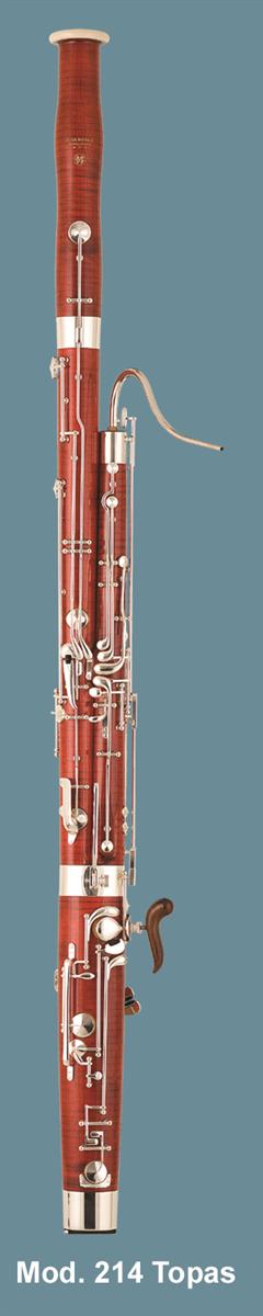 Mönig Fagot Model 214 Topas