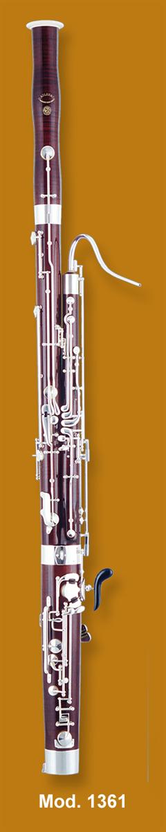 Oscar Adler Fagot Model 1361