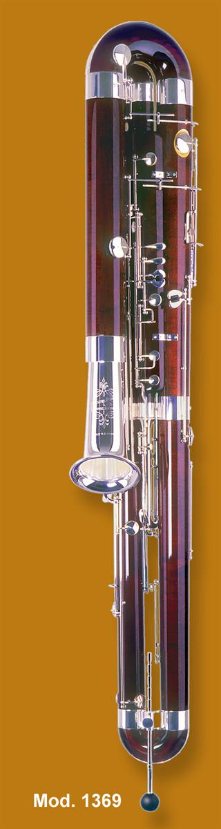 Oscar Adler Contrafagot Model 1369