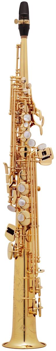 Selmer Soprano Saxofoon SA80 Série II - Uitvoering: Goudlak