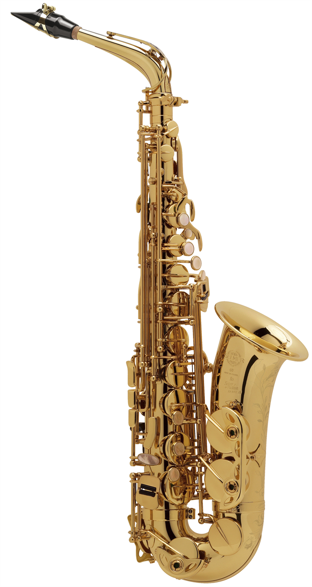 Selmer Alt Saxofoon SA80 Série II - Uitvoering: Goudlak