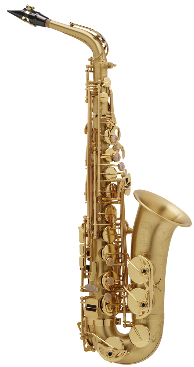 Selmer Alt Saxofoon SA80 Série II - Uitvoering: Mat