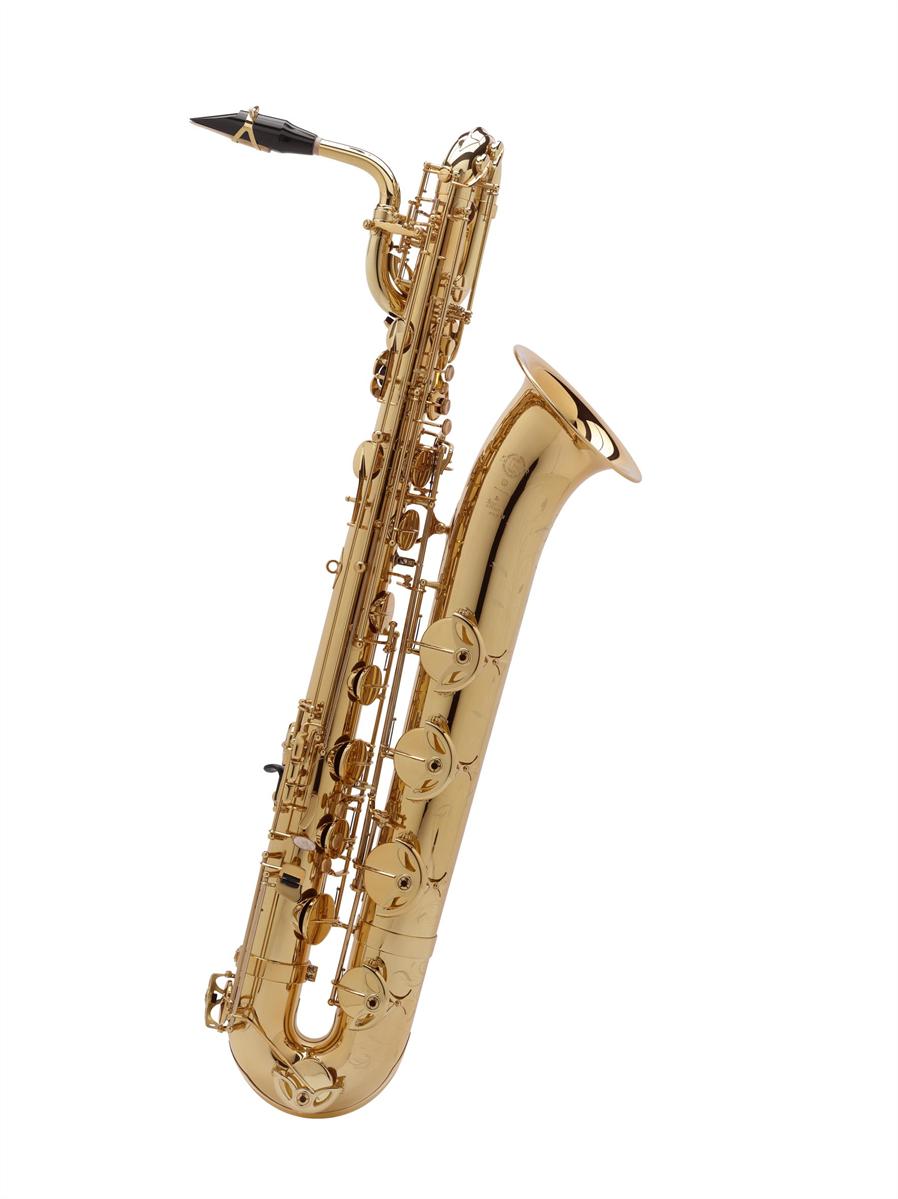Selmer Bariton Saxofoon SA80 Série II - Uitvoering: Goudlak