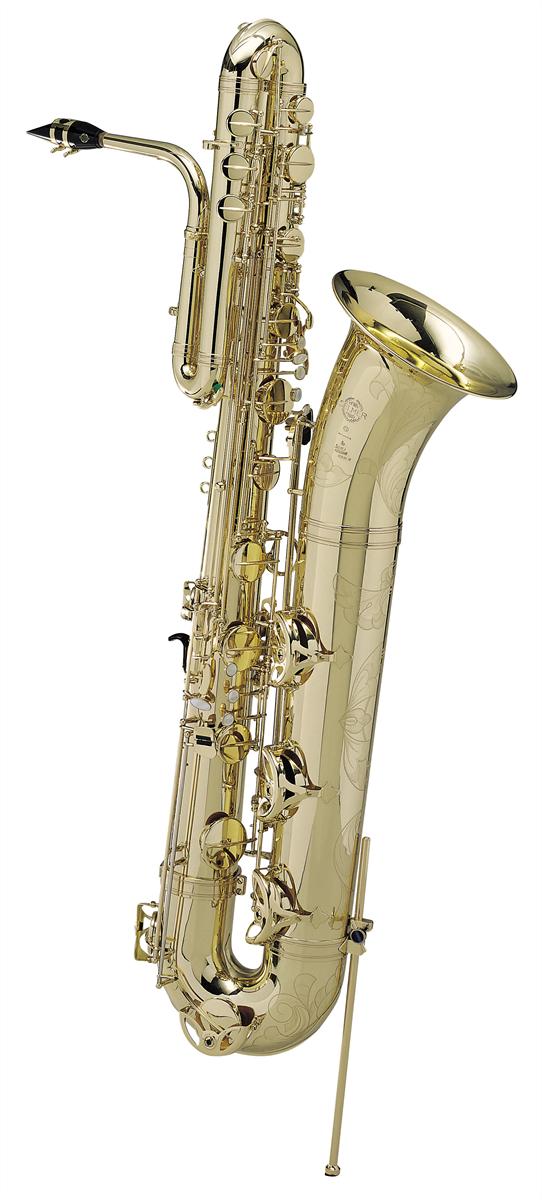 Selmer Bas Saxofoon SA80 Série II - Uitvoering: Goudlak