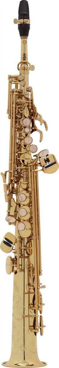 Selmer Soprano Saxofoon Série III - Uitvoering: Goudlak