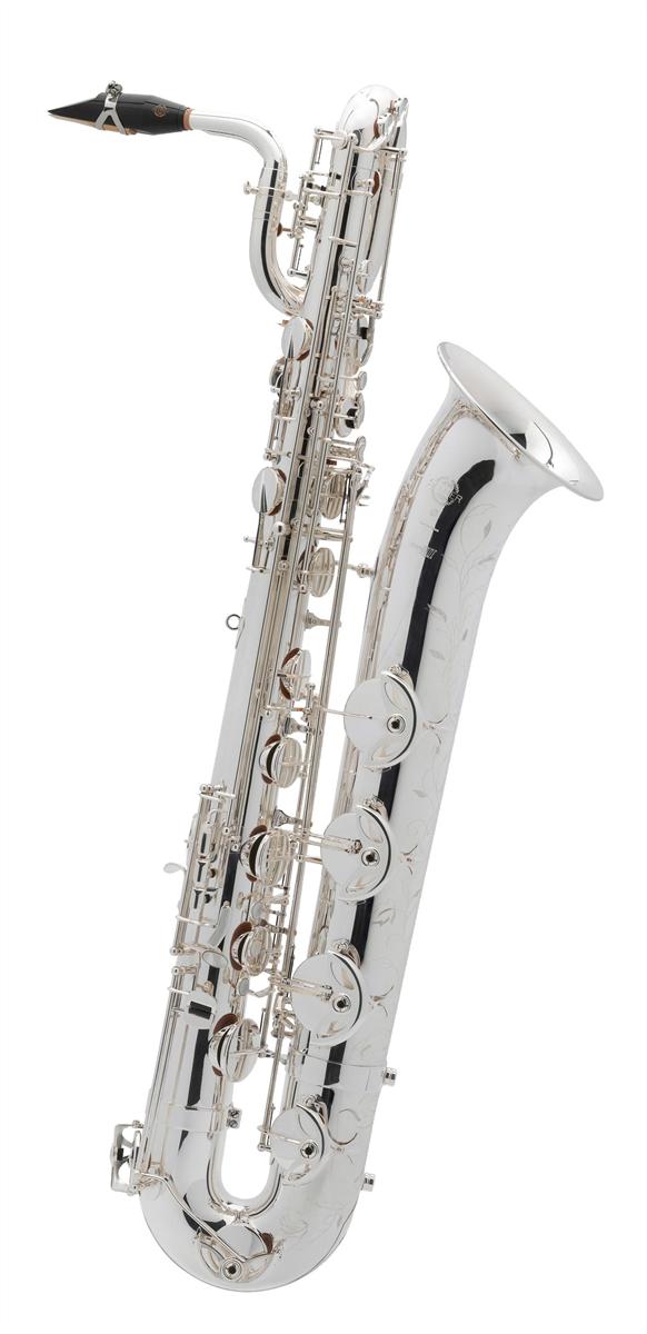 Selmer Bariton Saxofoon Série III - Uitvoering: Verzilverd