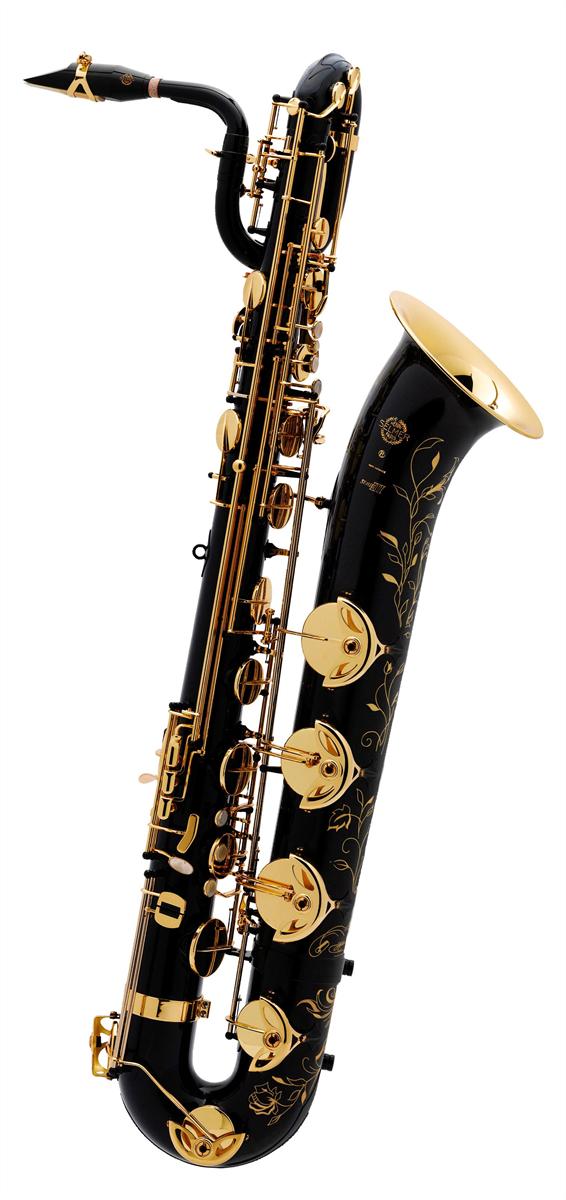 Selmer Bariton Saxofoon Série III - Uitvoering: Zwart Gelakt