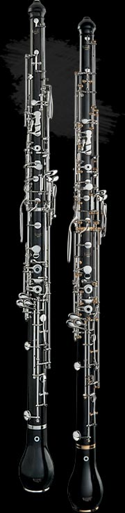 Fossati Engelse Hoorn CA01 Soliste Model Conservatoire