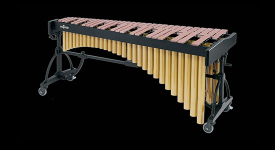 Majestic Marimba M6543P Synthetic Bars