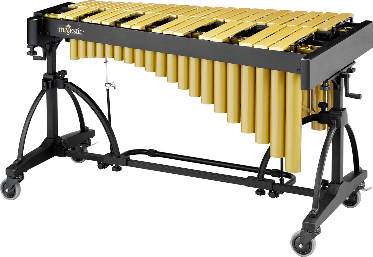 Majestic Vibraphone V7530G Gold Bars