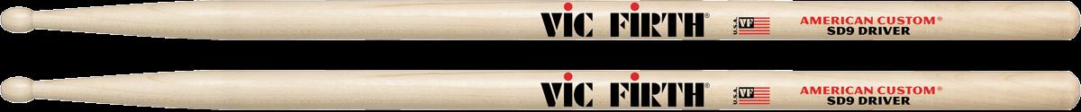 Vic Firth Drumstokken American Custom MapleHouten Tip Driver