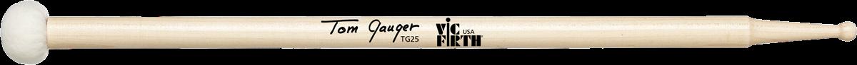 Vic Firth Drumstokken Concert - Snare DrumSignature Tom Gauger CC/Timbales