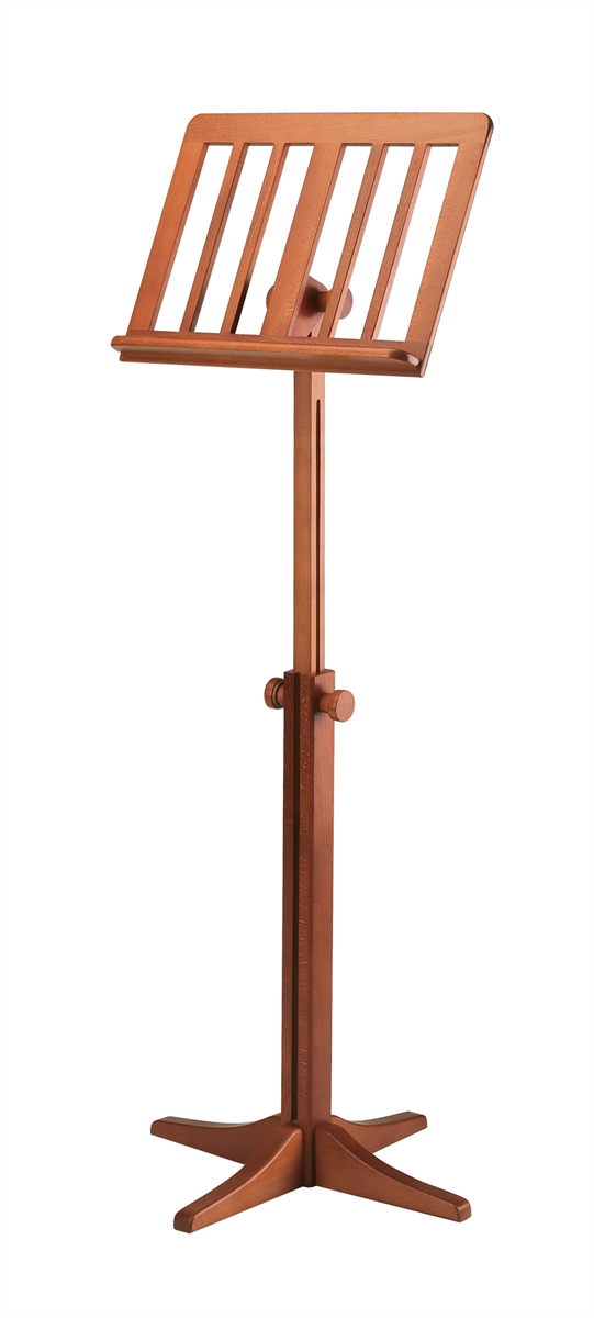 K&M 11617-000-00 'Vast Blad ''Classic'' volledig Kersenhout'